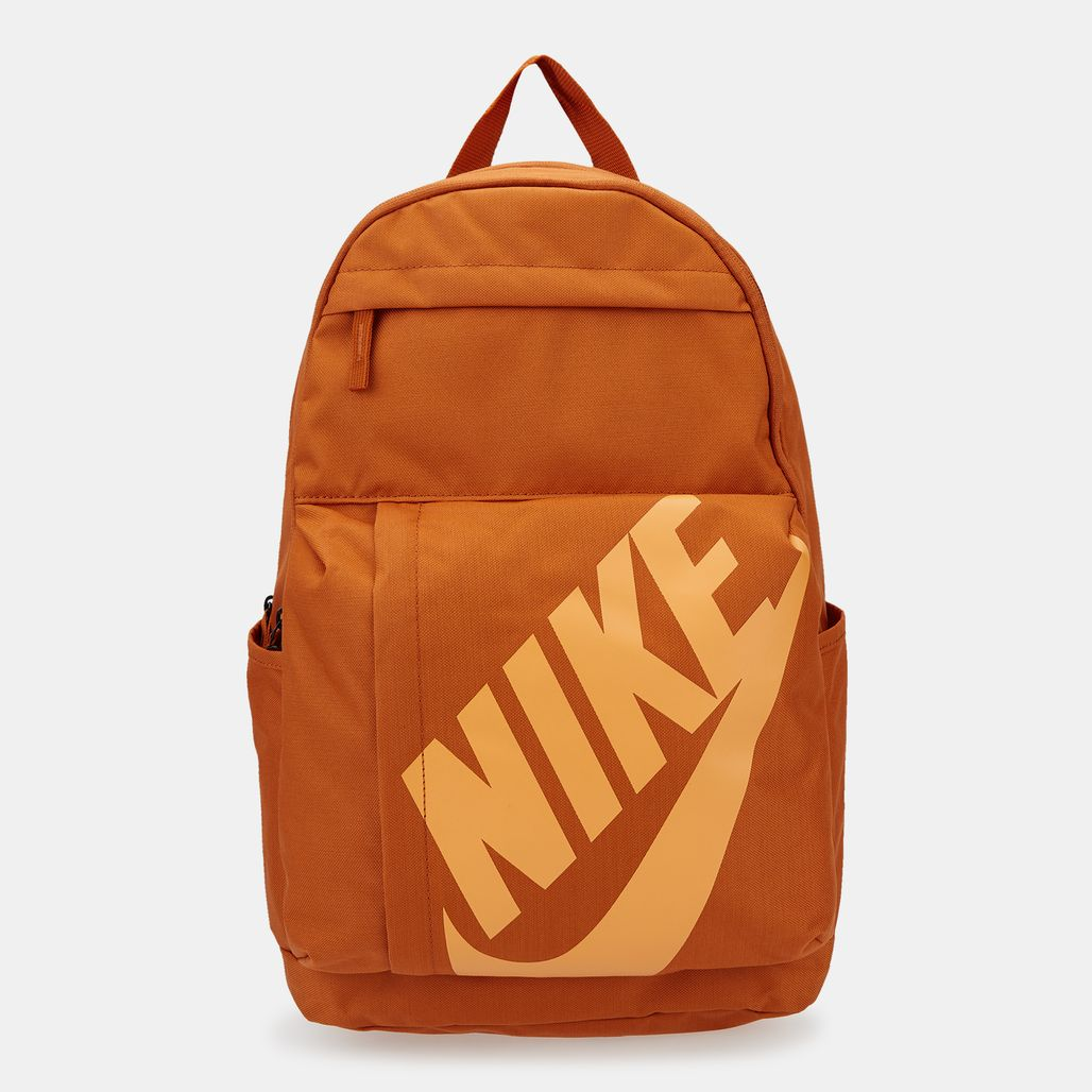 Nike Unisex Elemental Backpack - Orange