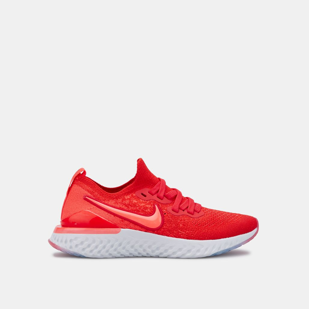 Nike Kids' Epic React Flyknit 2 Shoe (Older Kids)
