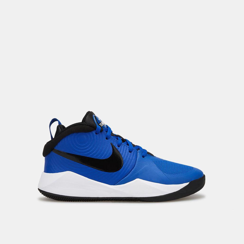 Nike Kids' Team Hustle D9 Shoe (Older Kids)