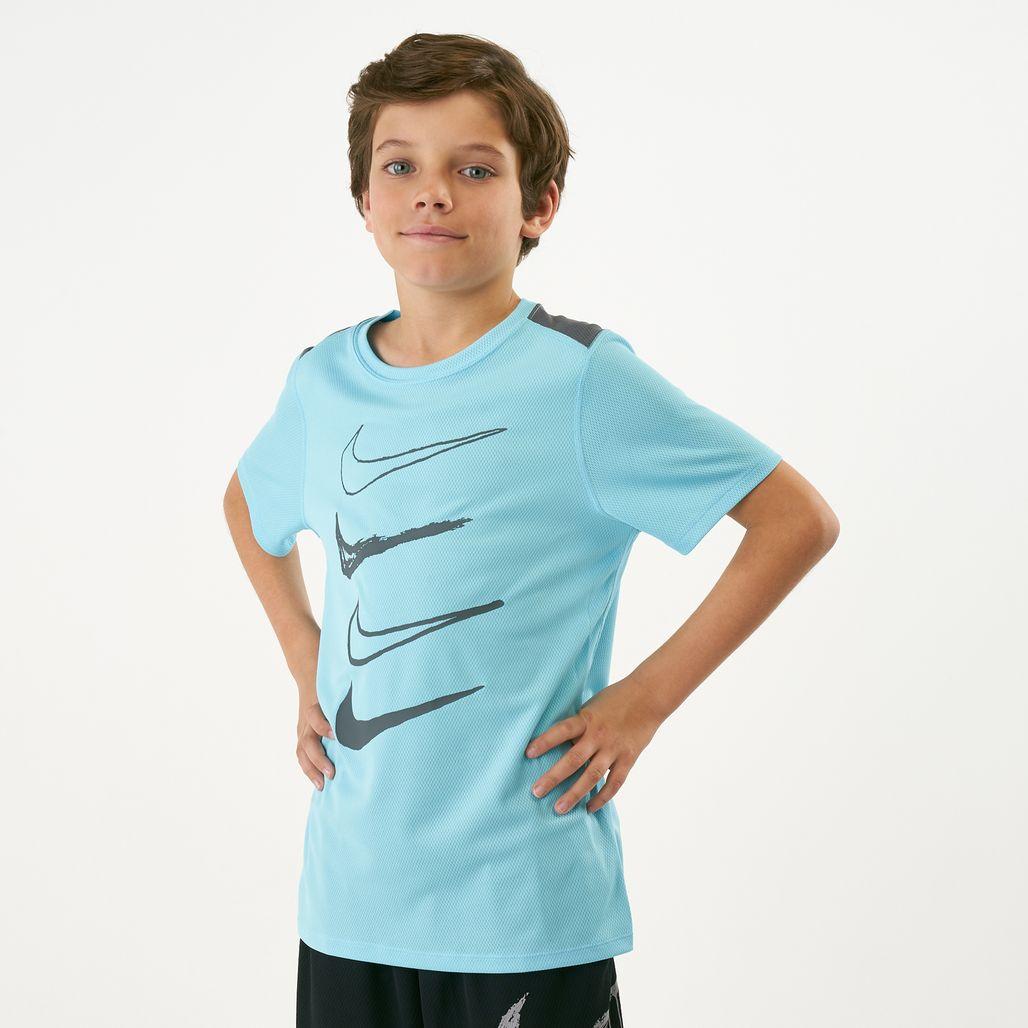 Nike Kids' Dri-FIT Graphic T-Shirt (Older Kids)