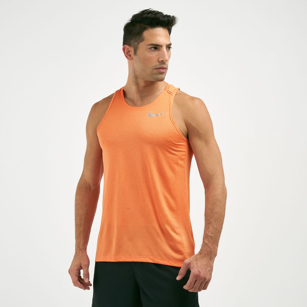 Nike Men's Dry Cool Miler Tank Top