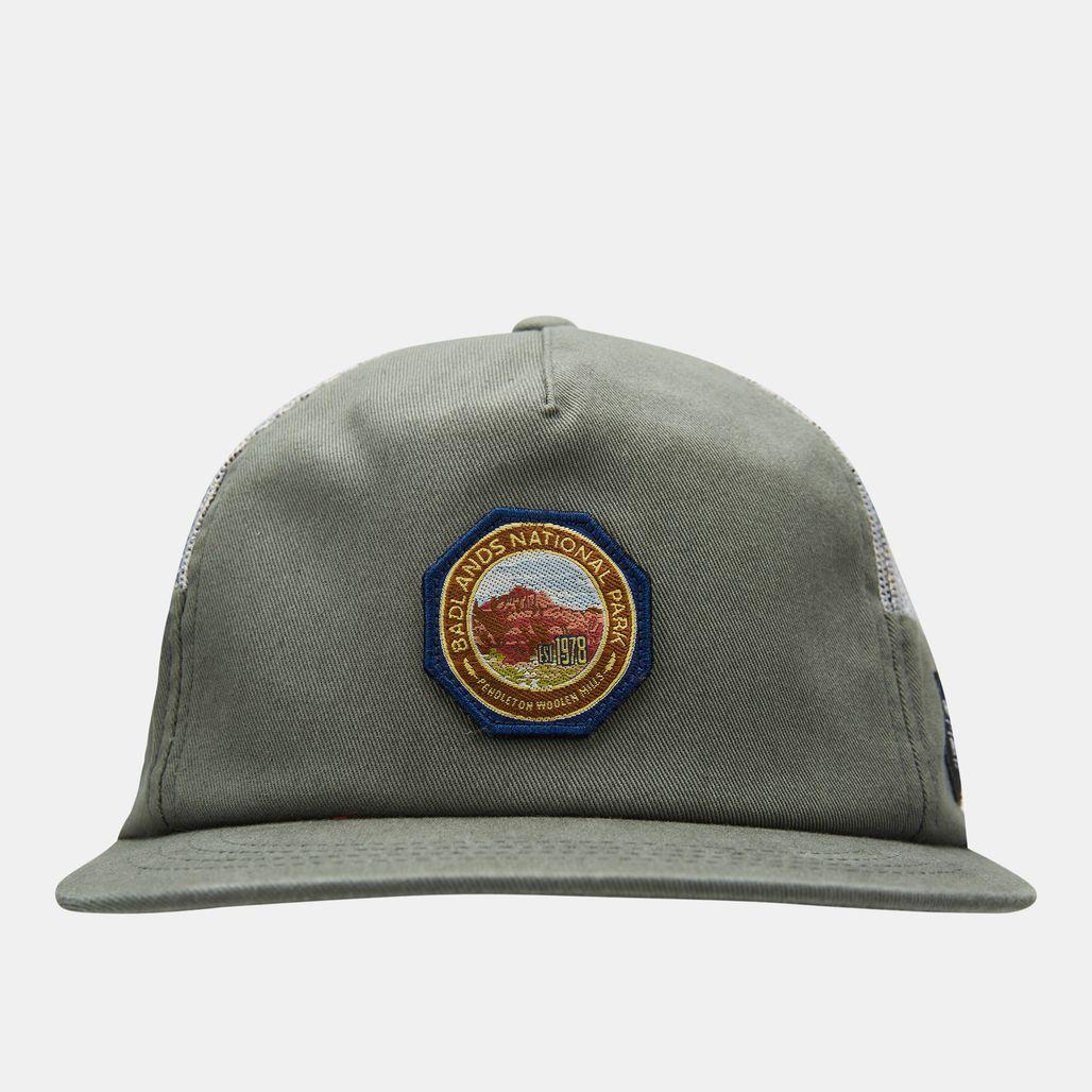 Hurley Men's Pendleton Badlands Hat - Green