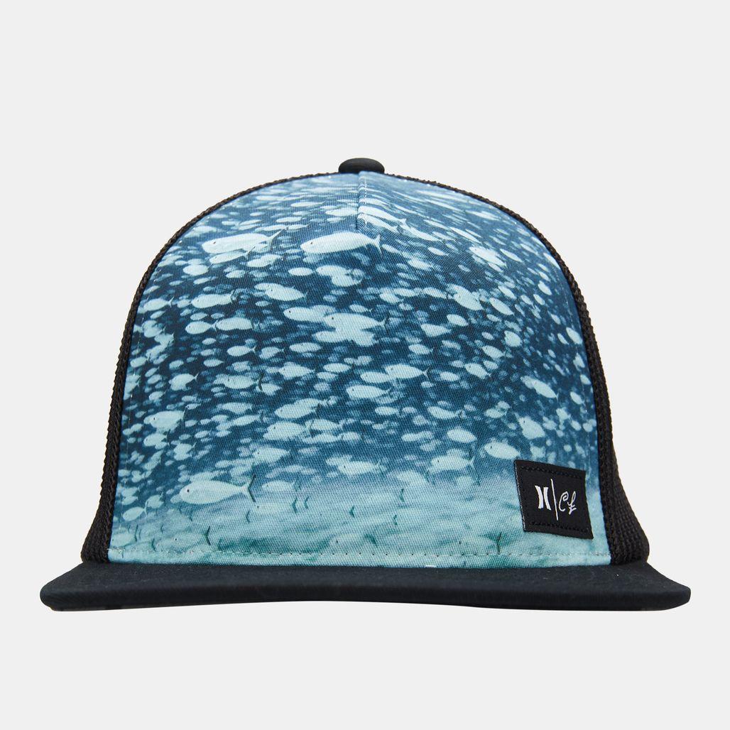 Hurley Men's Clark Little Underwater Hat - Black