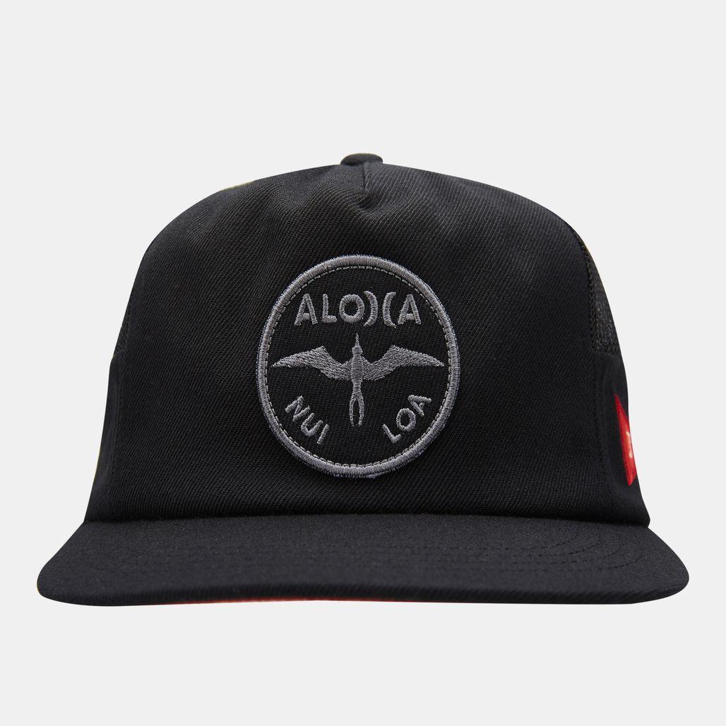 Hurley Men's JJF Aloha Hat - Black