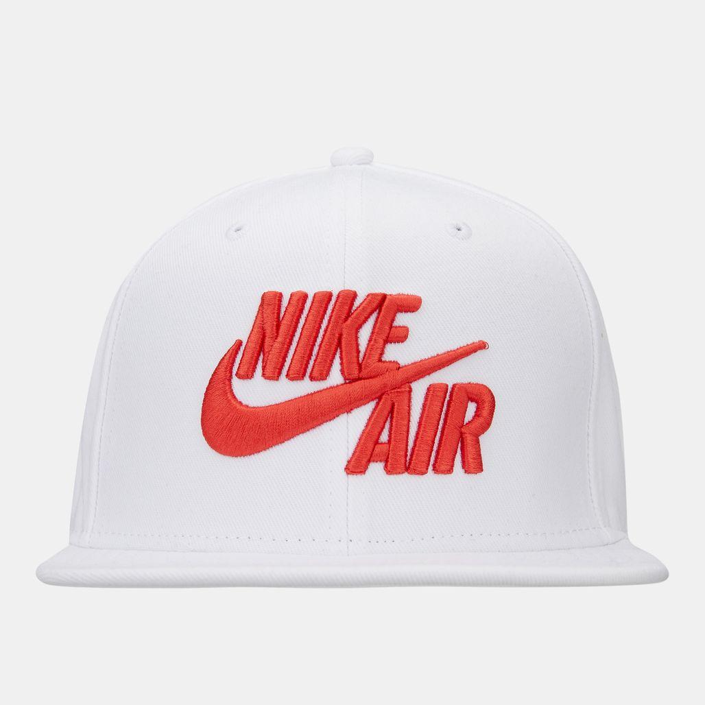 Nike Sportswear Pro Air Classic Cap - White