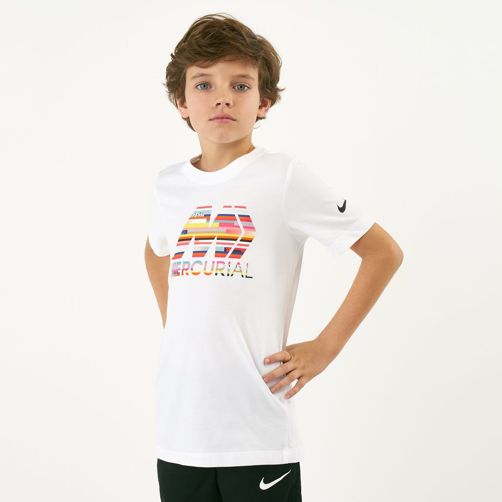 Nike Kids' Mercurial Dry 'The Stance' T-Shirt (Older Kids)