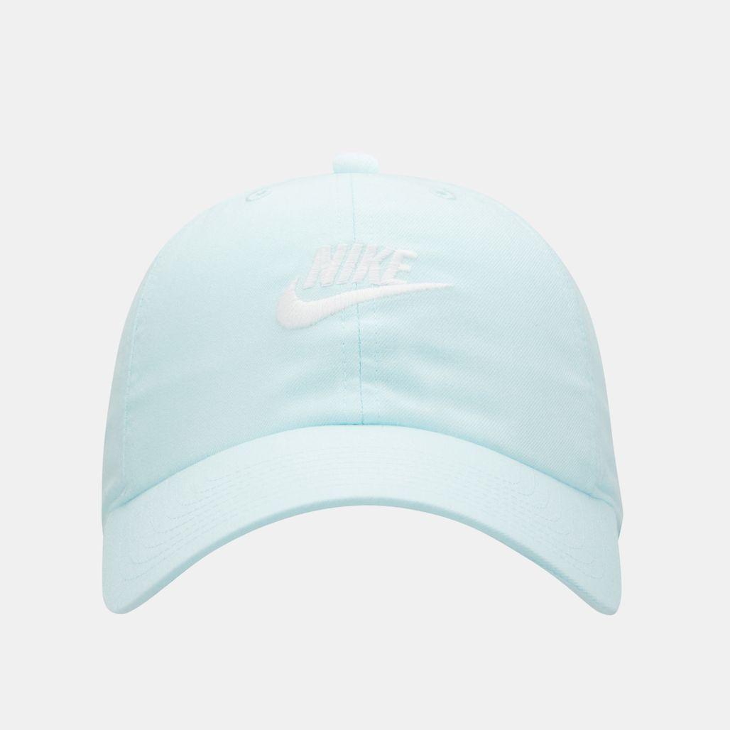 Nike H86 Washed Futura Cap - Green