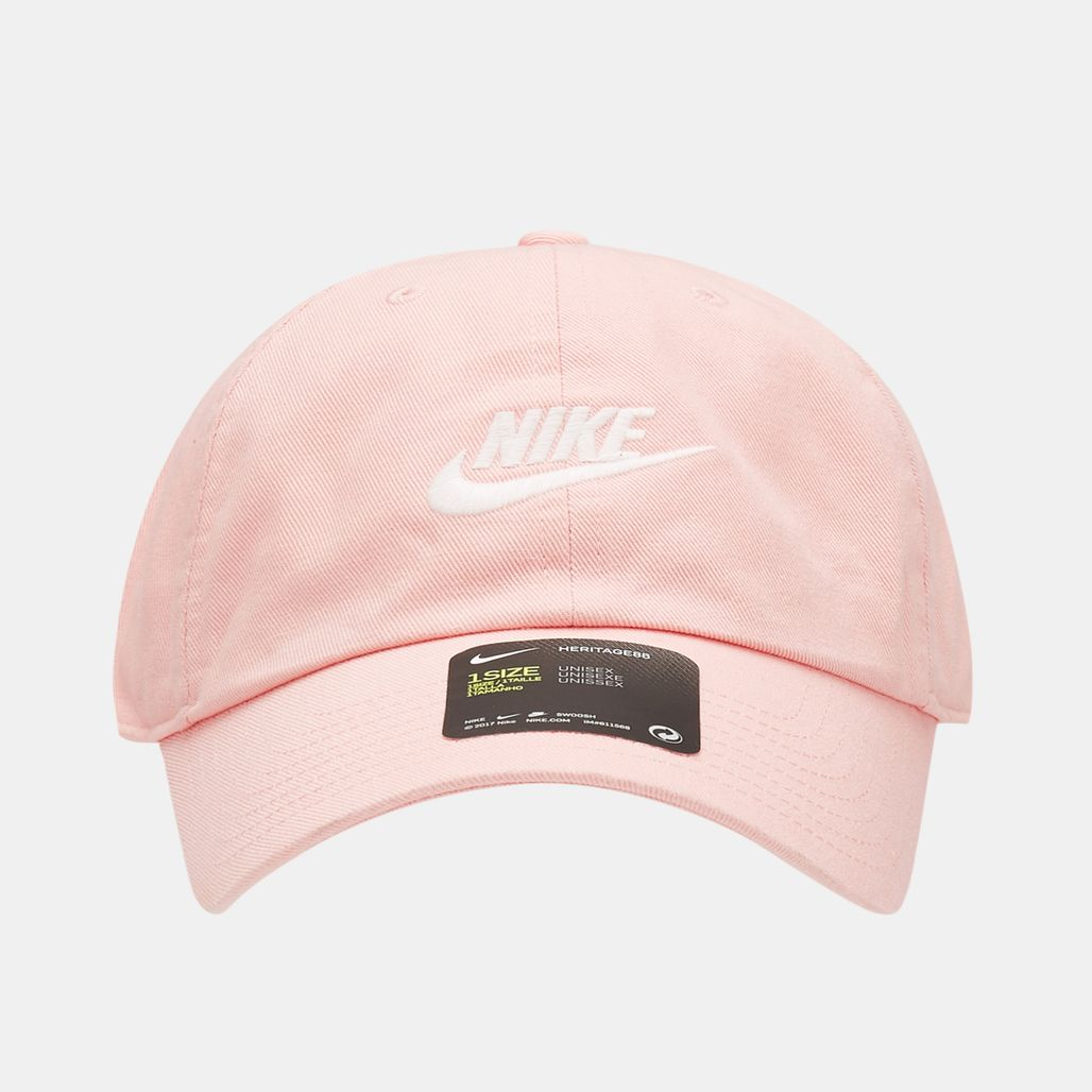 Nike H86 Washed Futura Cap - Pink