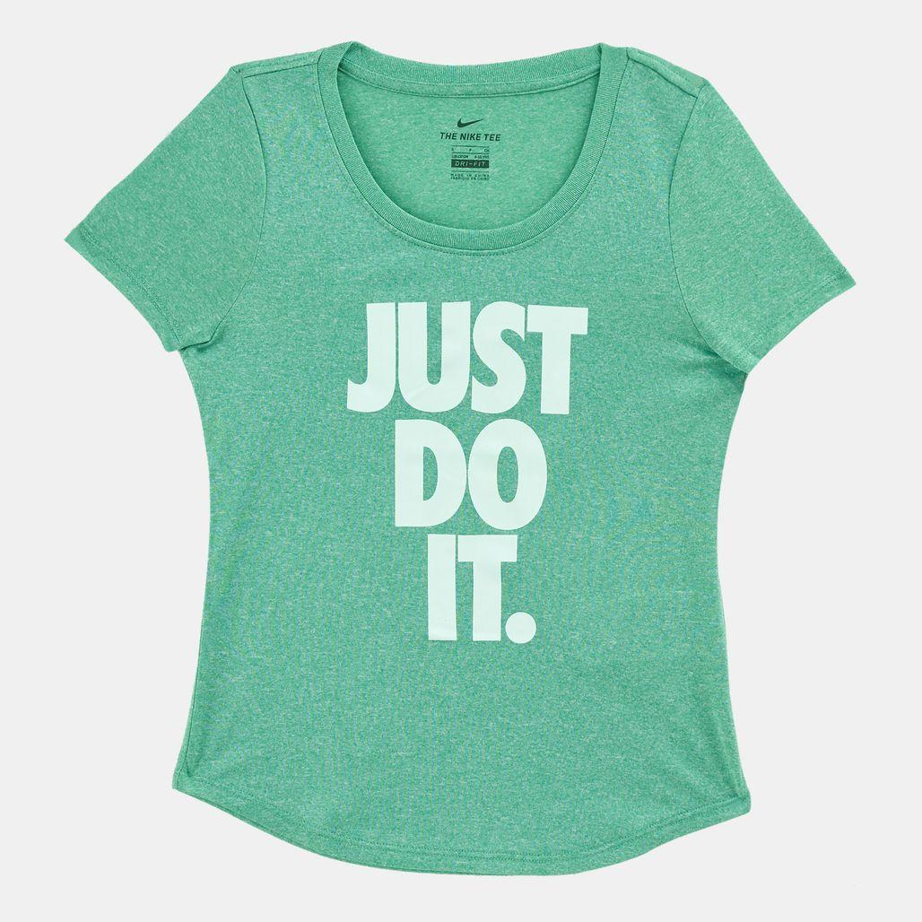 Nike Kids' Just Do It Training T-Shirt (Older Kids)