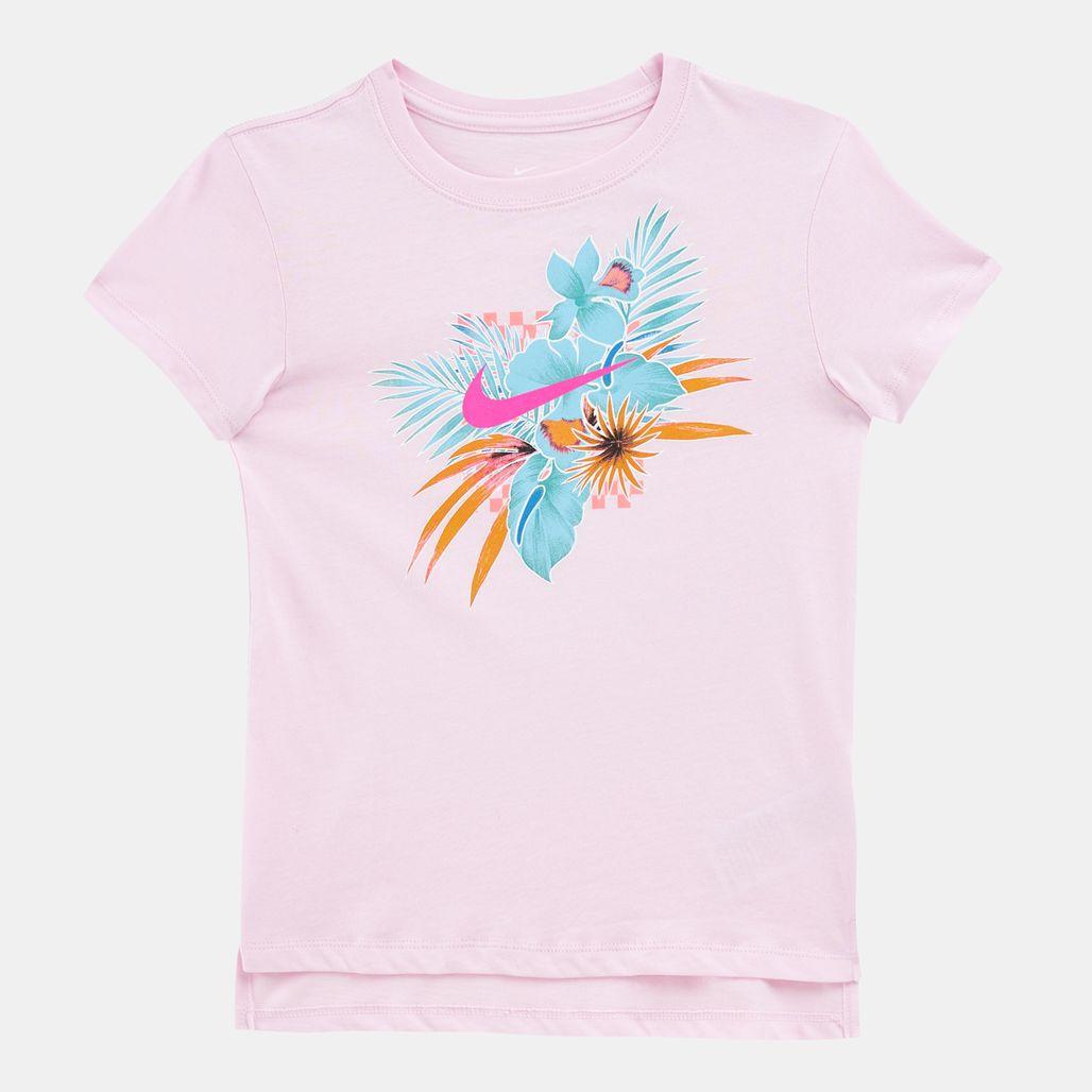 Nike Kids' Foliage Future T-Shirt (Older Kids)