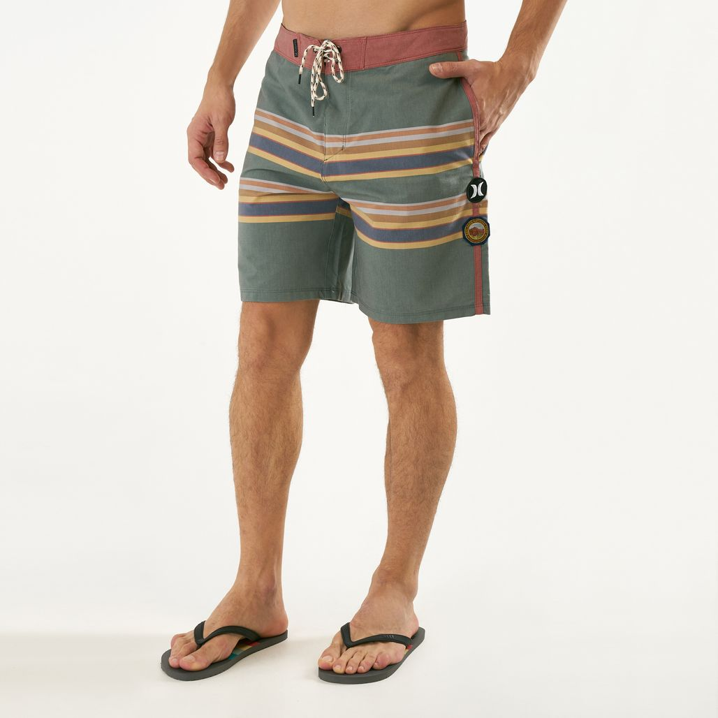 Hurley Men's Pendleton Acadia 18 Inch Boardshorts