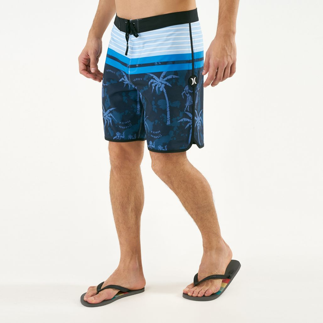 Hurley Men's Phantom Aloha Twist 18 Inch Shorts