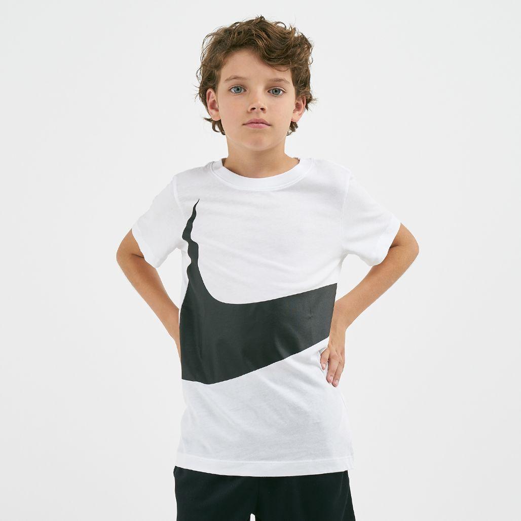 Nike Kids' Statement Swoosh T-Shirt (Older Kids)