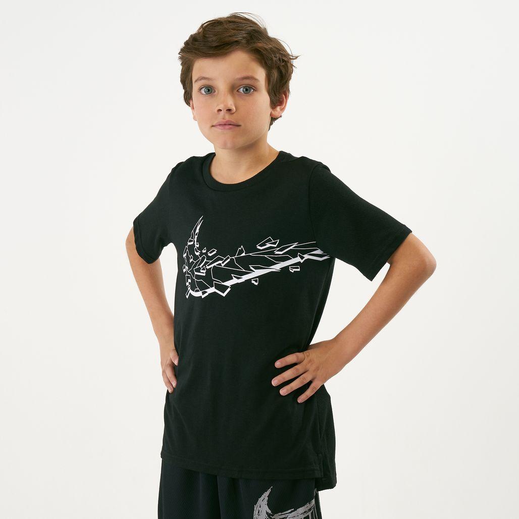 Nike Kids' Breathe Hyper Dry T-Shirt (Older Kids)