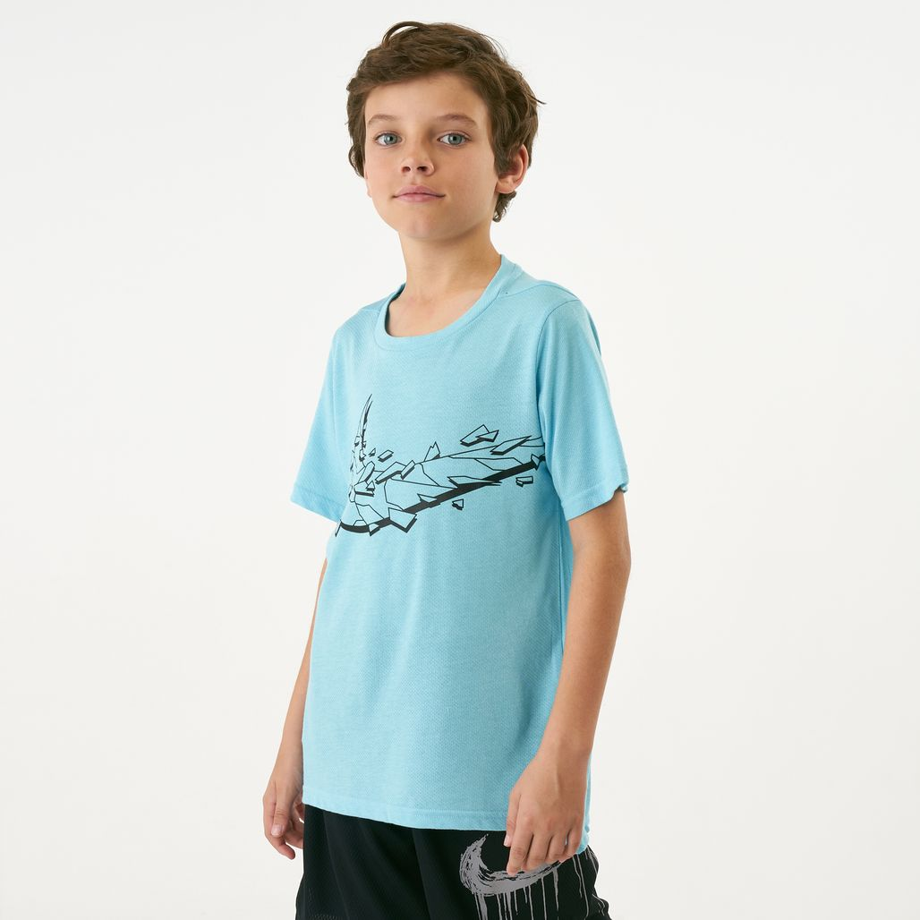 Nike Kids' Breathe Hyper Dry T-Shirt (Older Kids)