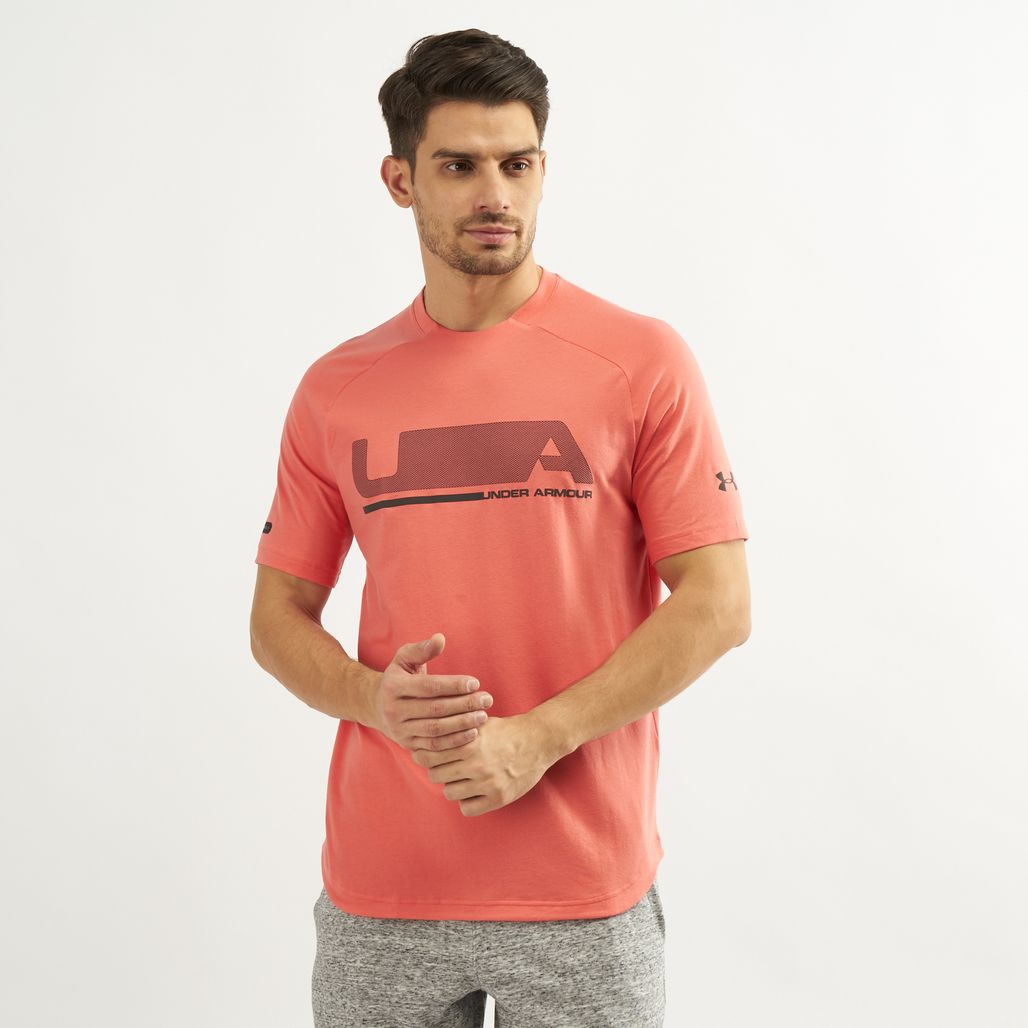Under Armour Men's Unstoppable Move T-Shirt