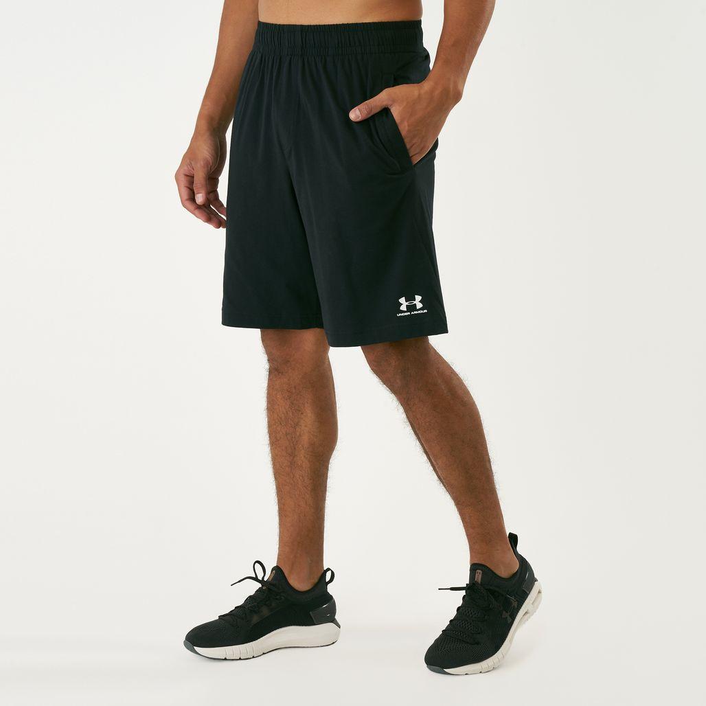 Under Armour Men's Sportstyle Cotton Shorts
