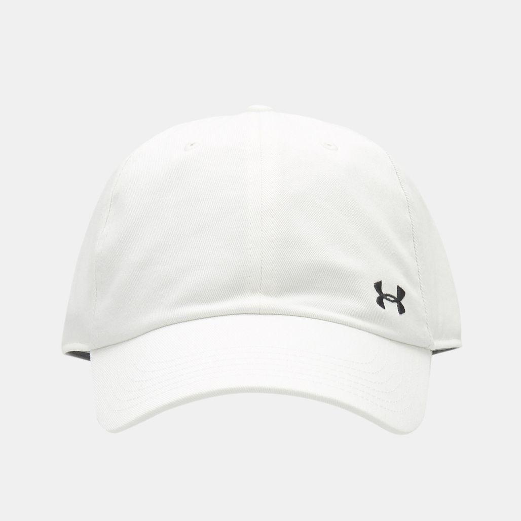 Under Armour Women's Favourite Cap - White