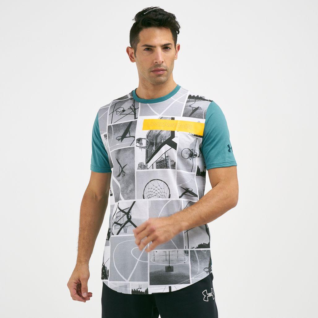 Under Armour Men's Snapshots Graphic T-Shirt