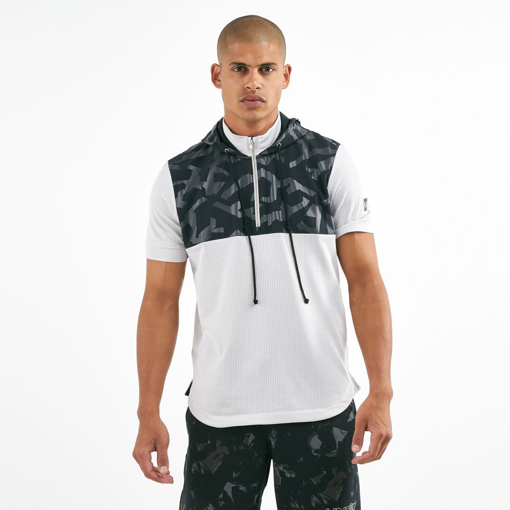 Under Armour Men's Pursuit Basketball Hooded Top