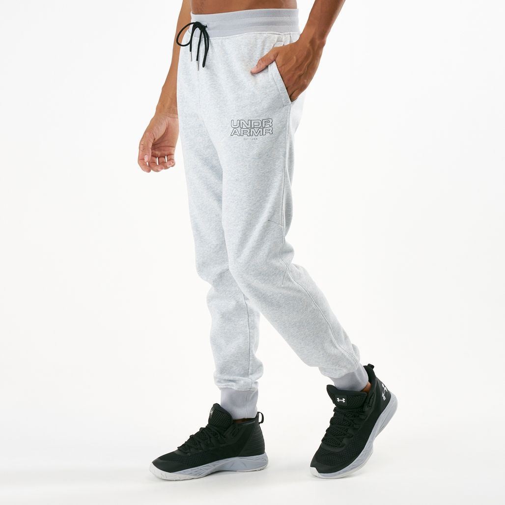 Under Armour Men's Baseline Tapered Pants