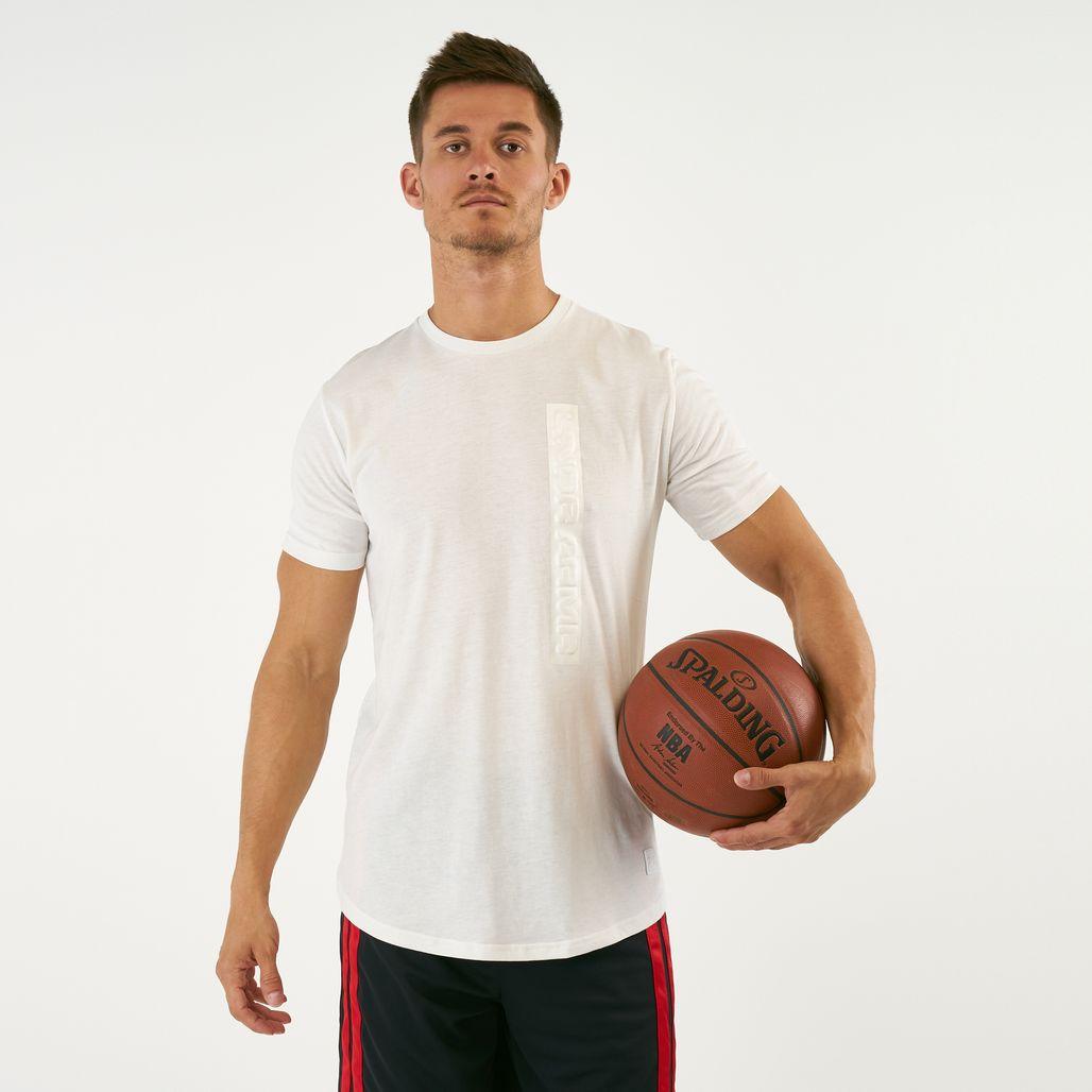 Under Armour Men's Pursuit Wordmark Core Basketball T-Shirt