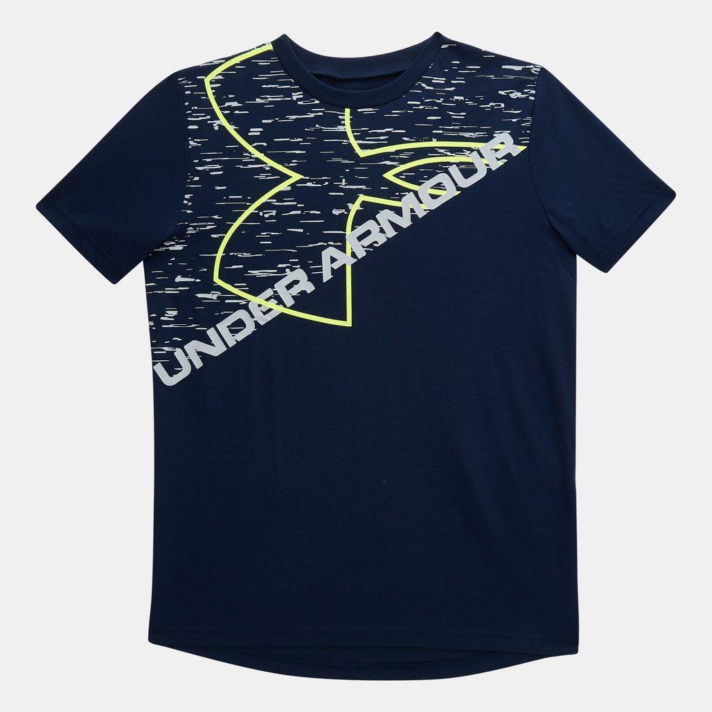 Under Armour Kids' Exploded Logo T-Shirt (Older Kids)