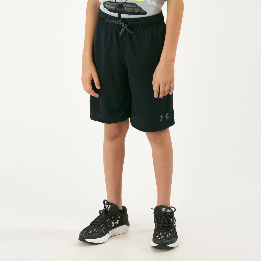 Under Armour Kids' Prototype Wordmark Shorts (Older Kids)