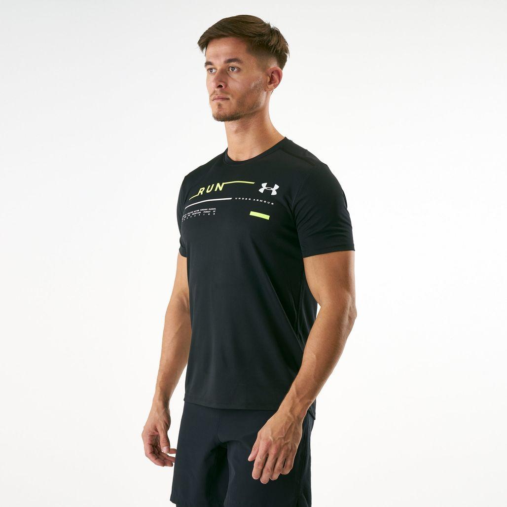 Under Armour Men's Run T-Shirt