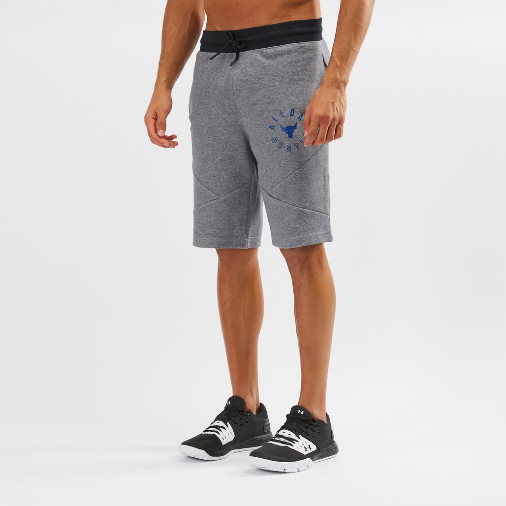 Under Armour Project Rock 2X Shorts