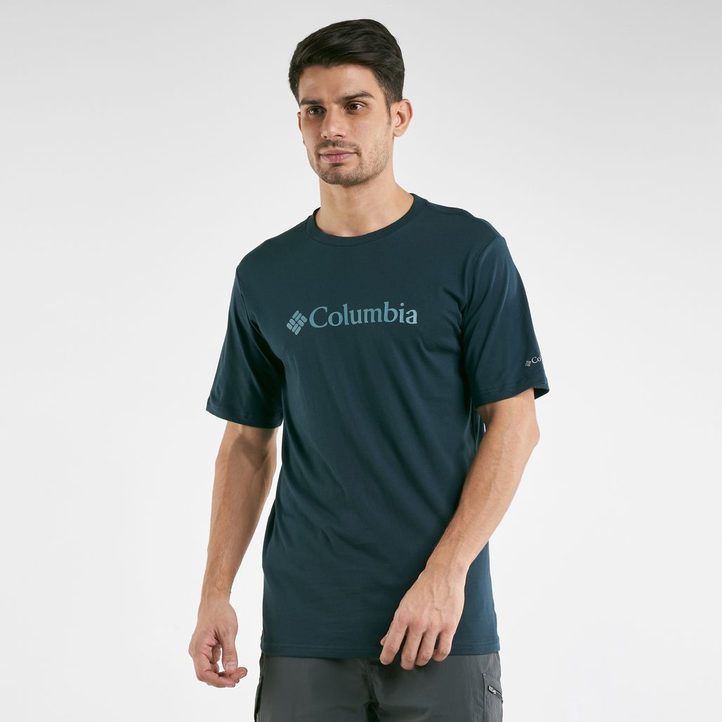 Columbia Men's CSC Basic Logo T-Shirt