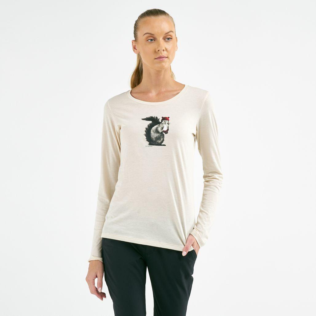 Columbia Women's Ruby Falls™ Long Sleeves T-shirt