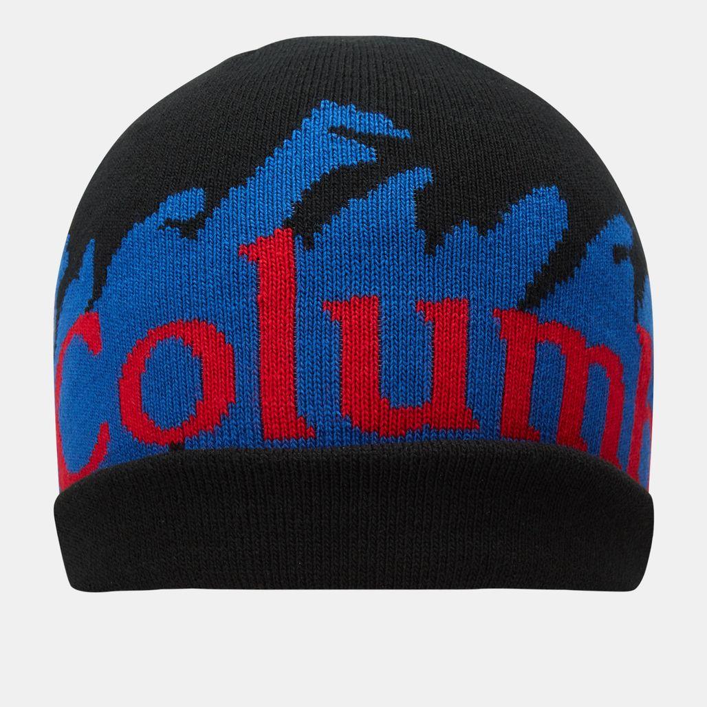 Columbia Lodge™ Logo Beanie - Black