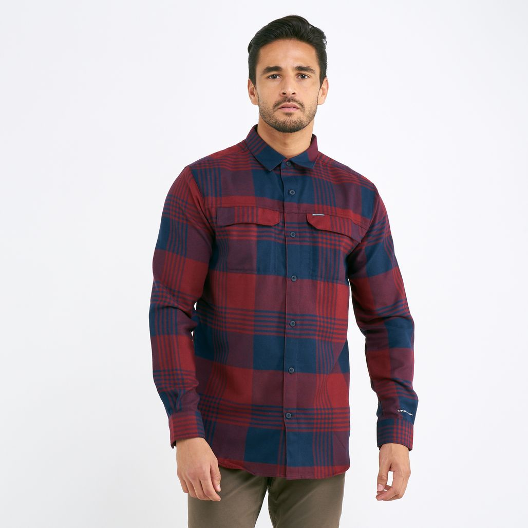 Columbia Men's Silver Ridge™ 2.0 Flannel Shirt