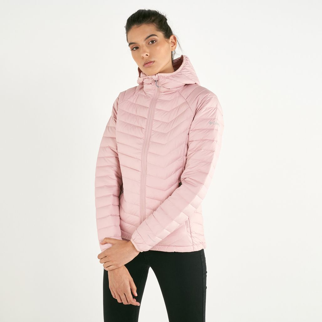 Columbia Women's Powder Lite™ Hooded Jacket