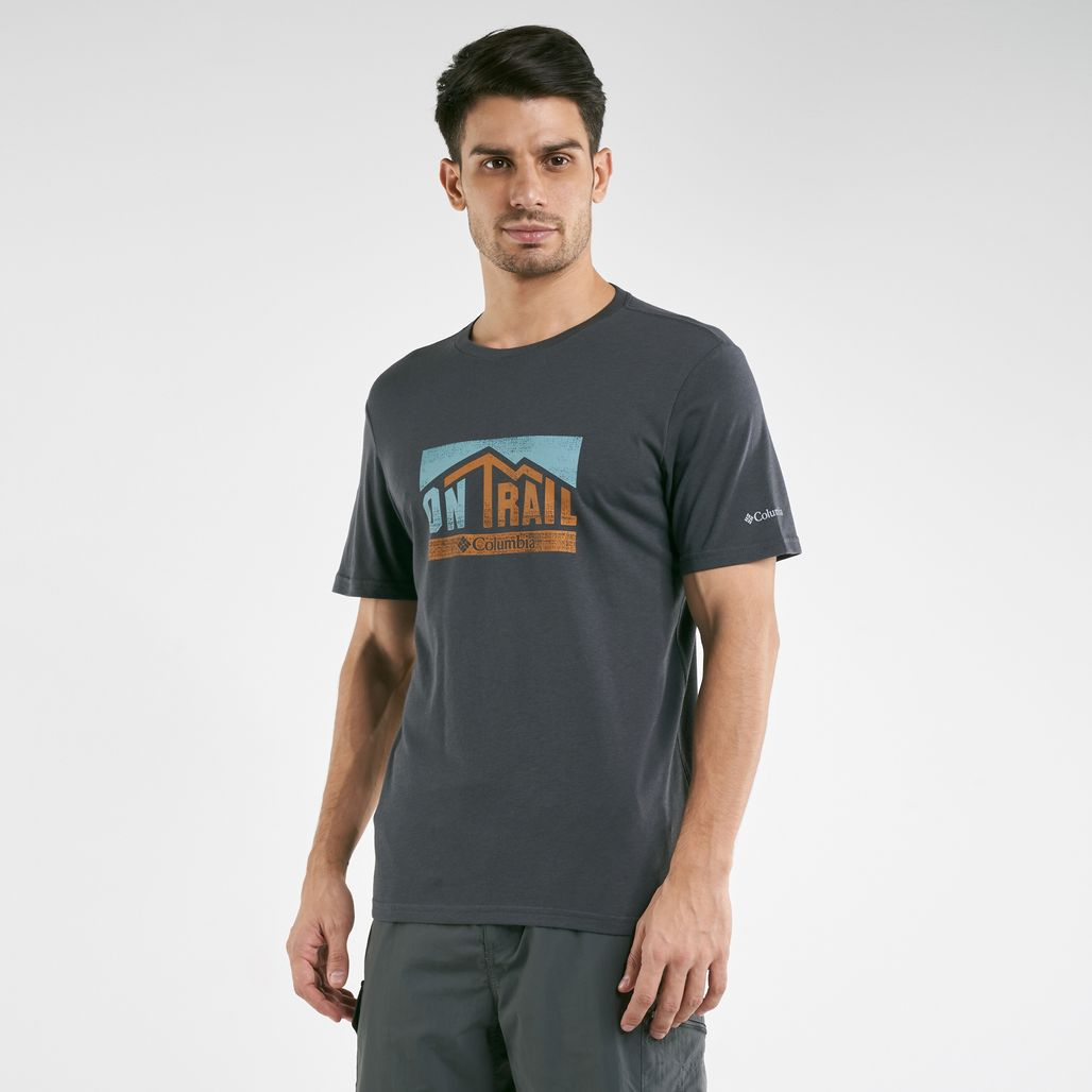 Columbia Men's Teihen Trails™ Graphic T-shirt