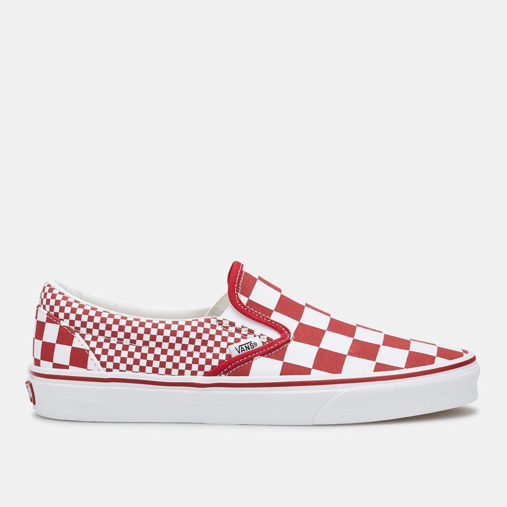Vans Classic Slip-On Checker Shoe