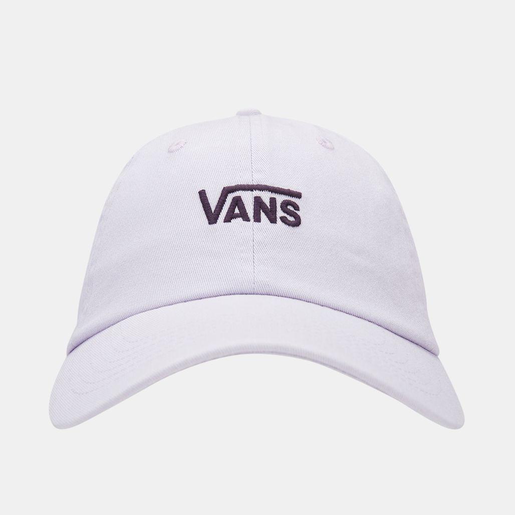 Vans Court Side Hat - White
