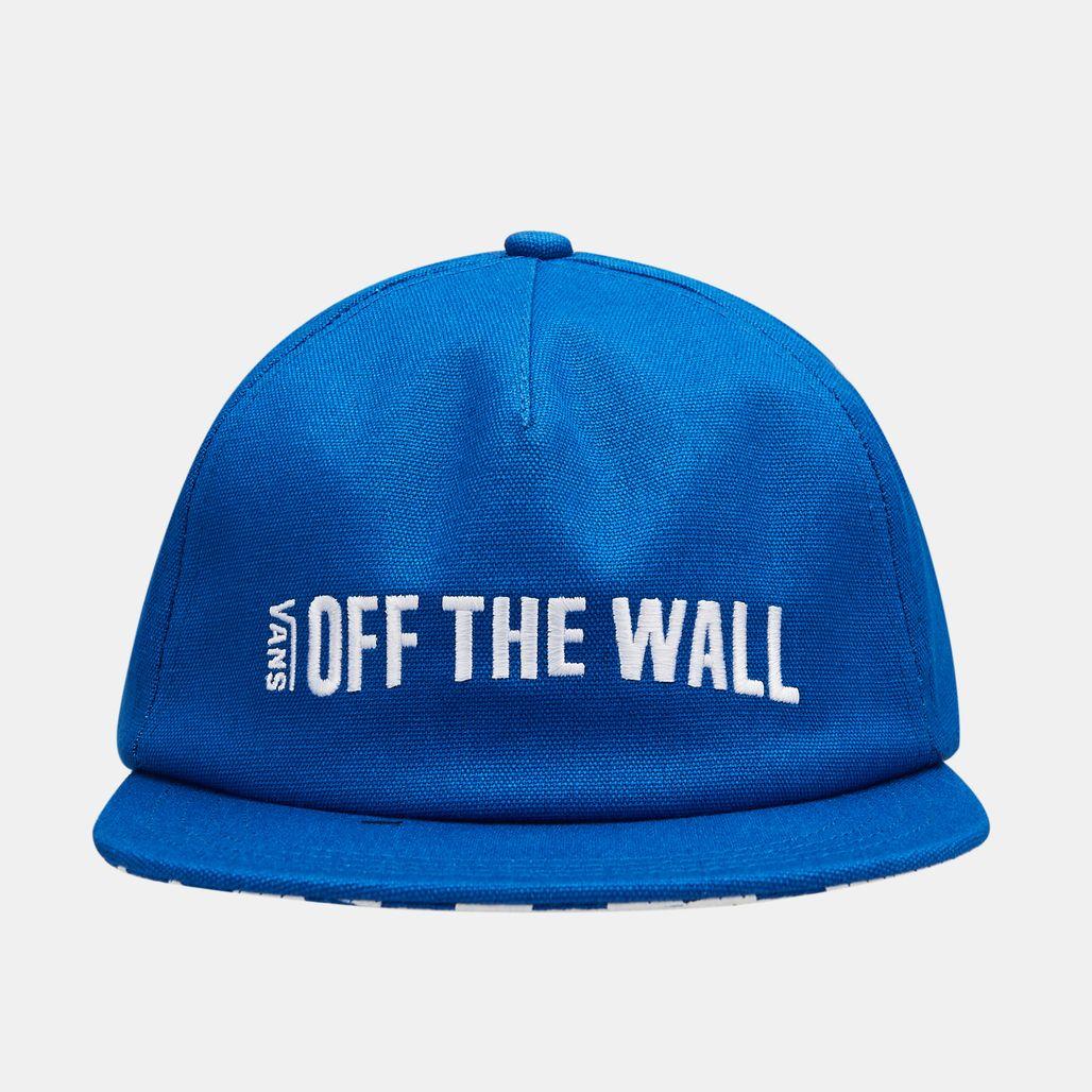 Vans Central Hat - Blue