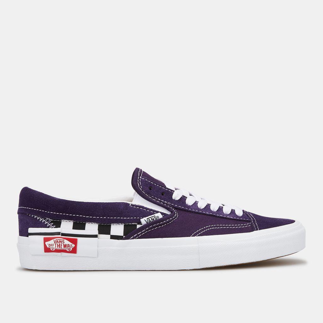 Vans Checkerboard Slip-On Cap Shoe