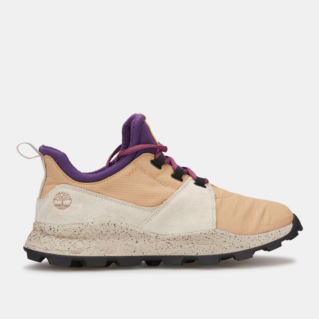 Timberland Men's Brooklyn Leather And Fabric Chukka Shoe