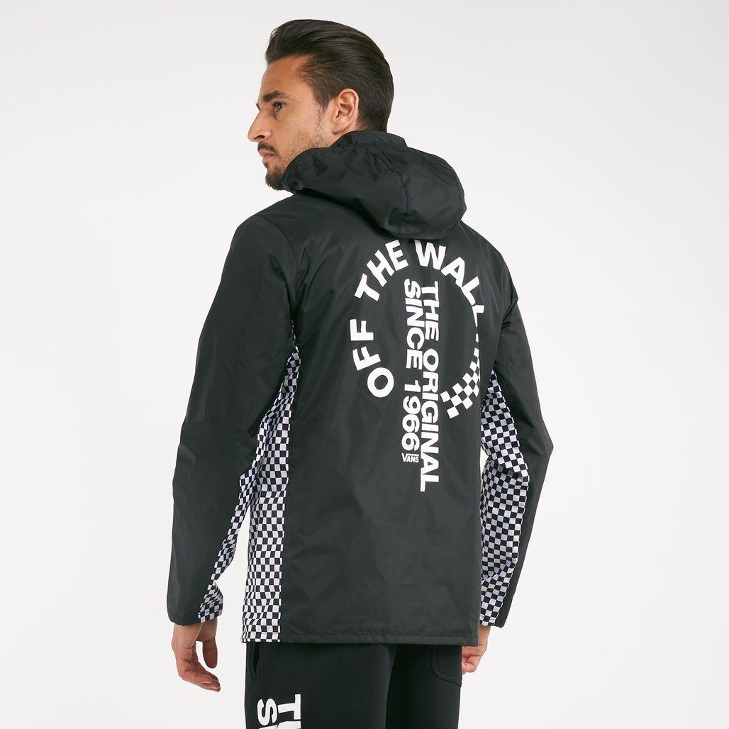 Vans Men's OTW Distort Anorak Jacket