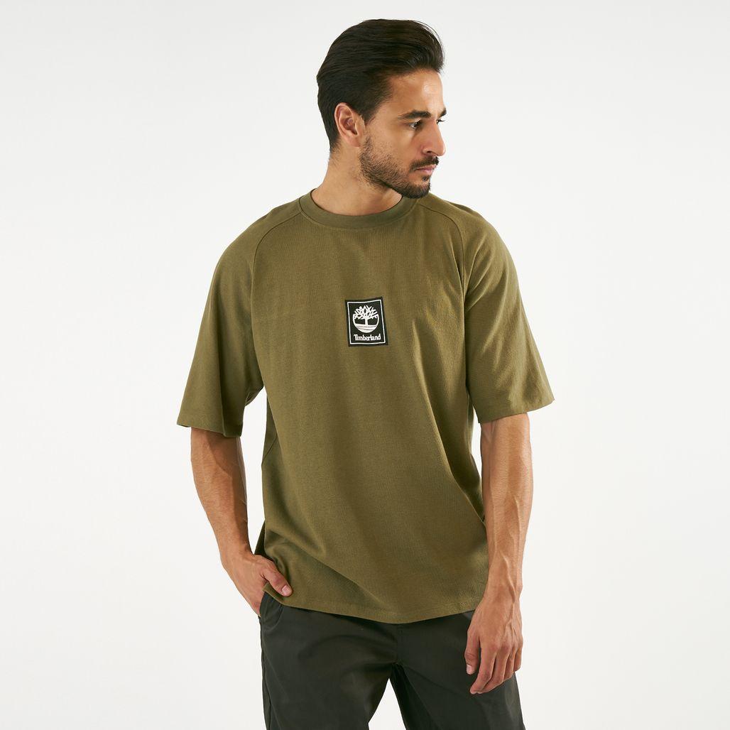 Timberland Men's Back Linear T-Shirt