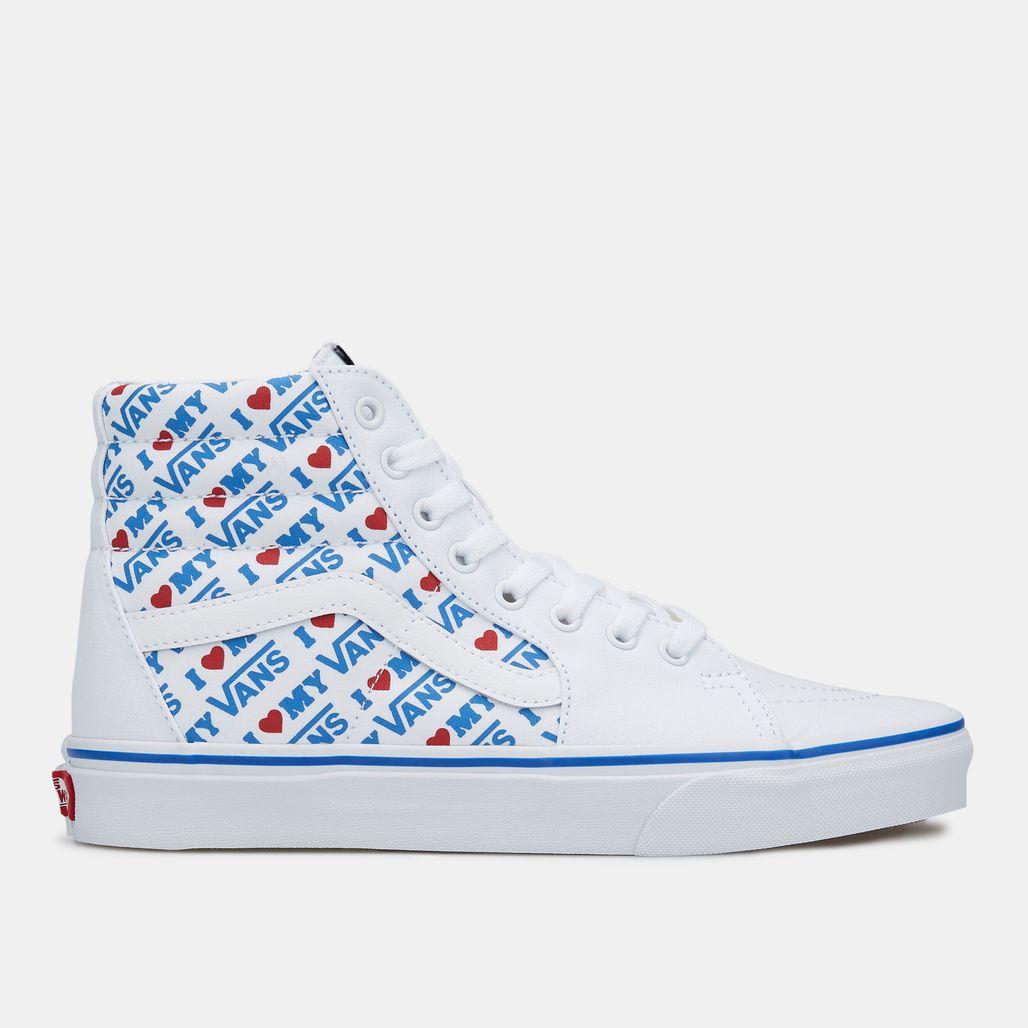 Vans UA SK8-Hi I Heart Vans Shoe