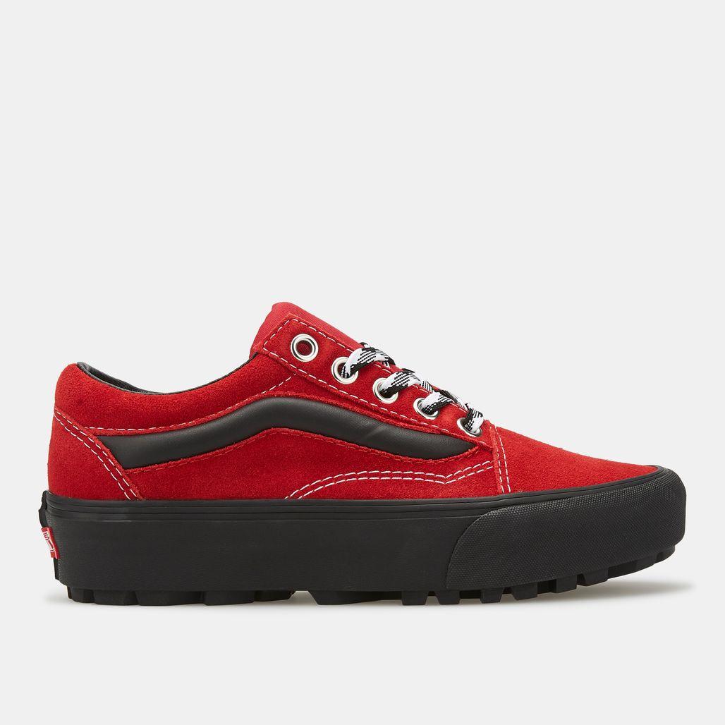 Vans UA Old Skool Lug Platform Shoe