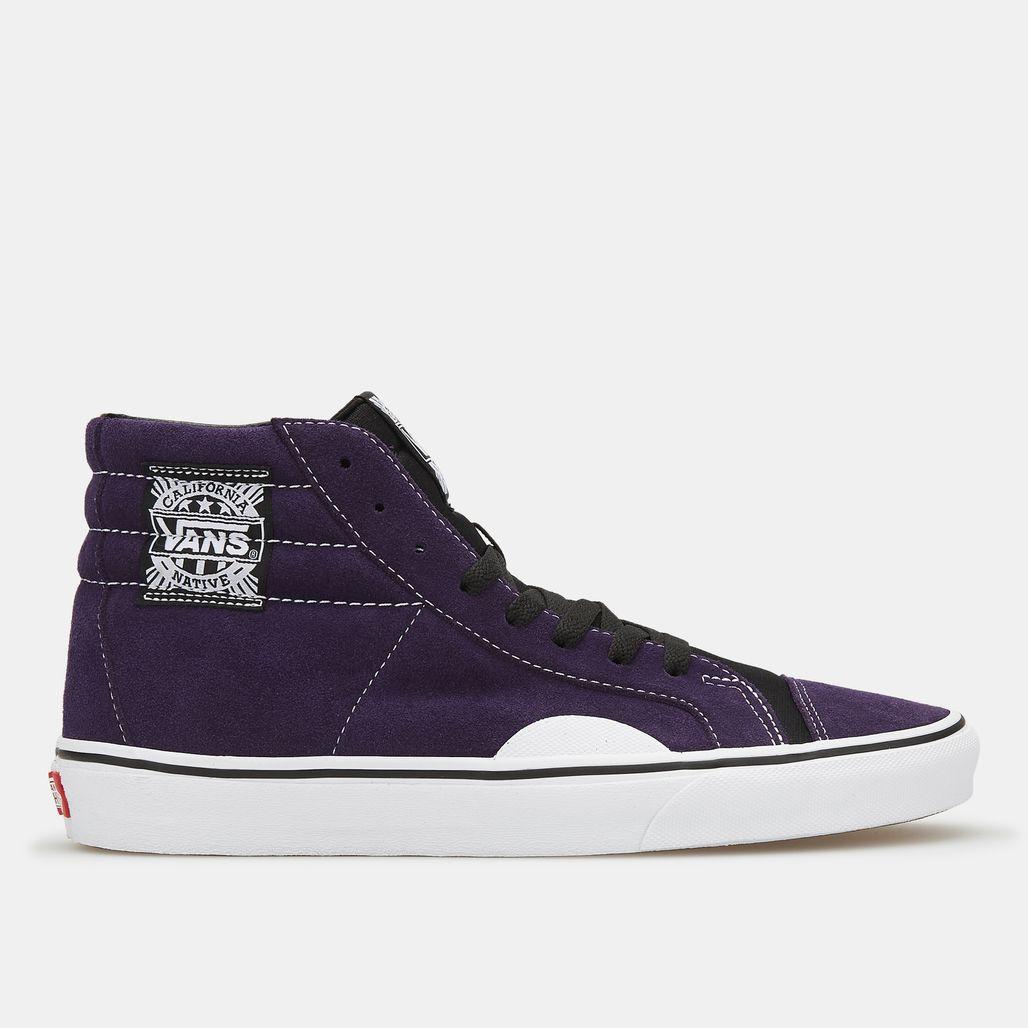 Vans California Native Suede Style 238 High Top Shoe