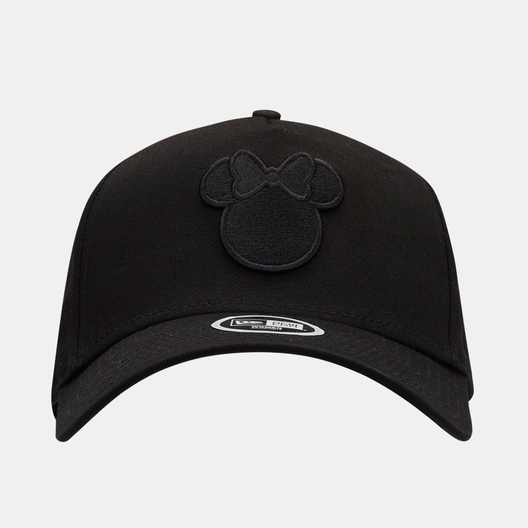 New Era Women's Tonal Minnie Mouse Cap - Black