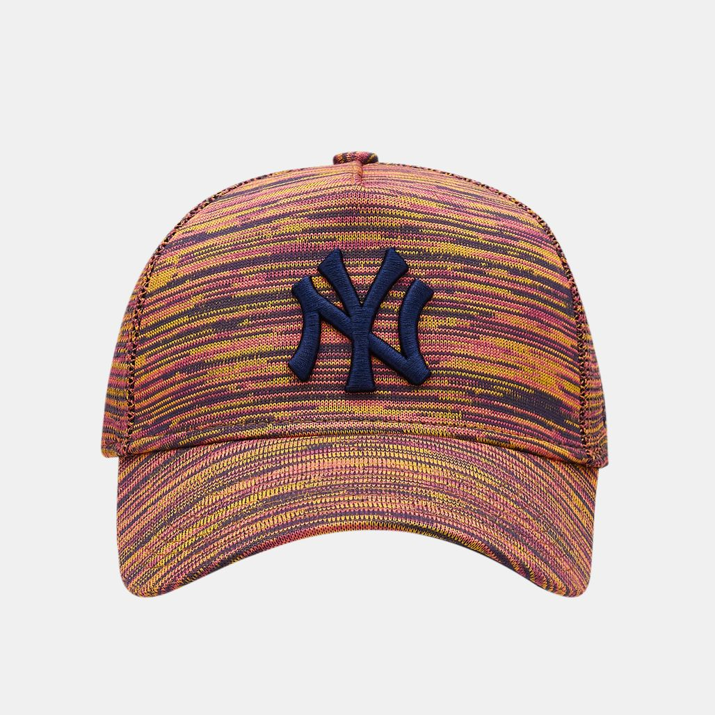 86168f80168 New Era Women s MLB New York Yankees Engineered Fit 9FORTY Cap - Blue