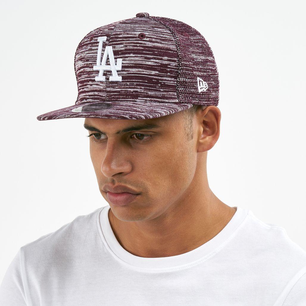 New Era Men's MLB LA Dodgers Engineered Fit 9FIFTY Cap
