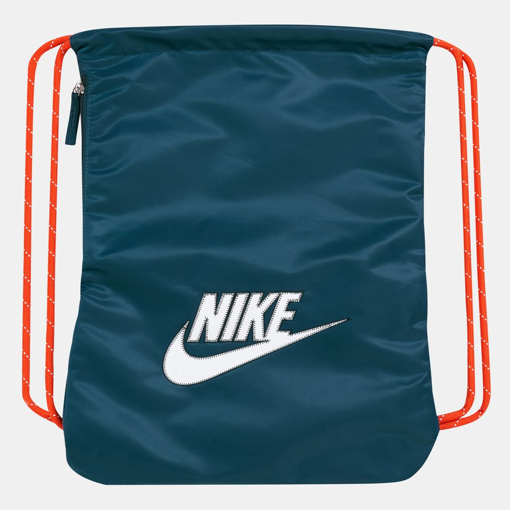 حقيبة هيريتج جيرسي كالتشر من نايك للرجال - أزرق